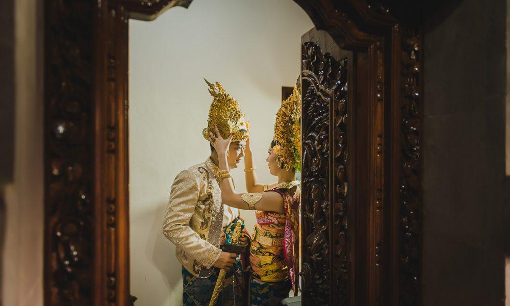 Adhe + Inda by Jay Waisnajaya